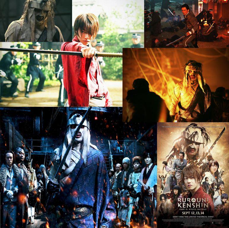 Rurouni Kenshin: Kyoto Inferno (2014)