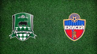 Краснодар – Енисей прямая трансляция онлайн 11/11 в 16:00 по МСК.
