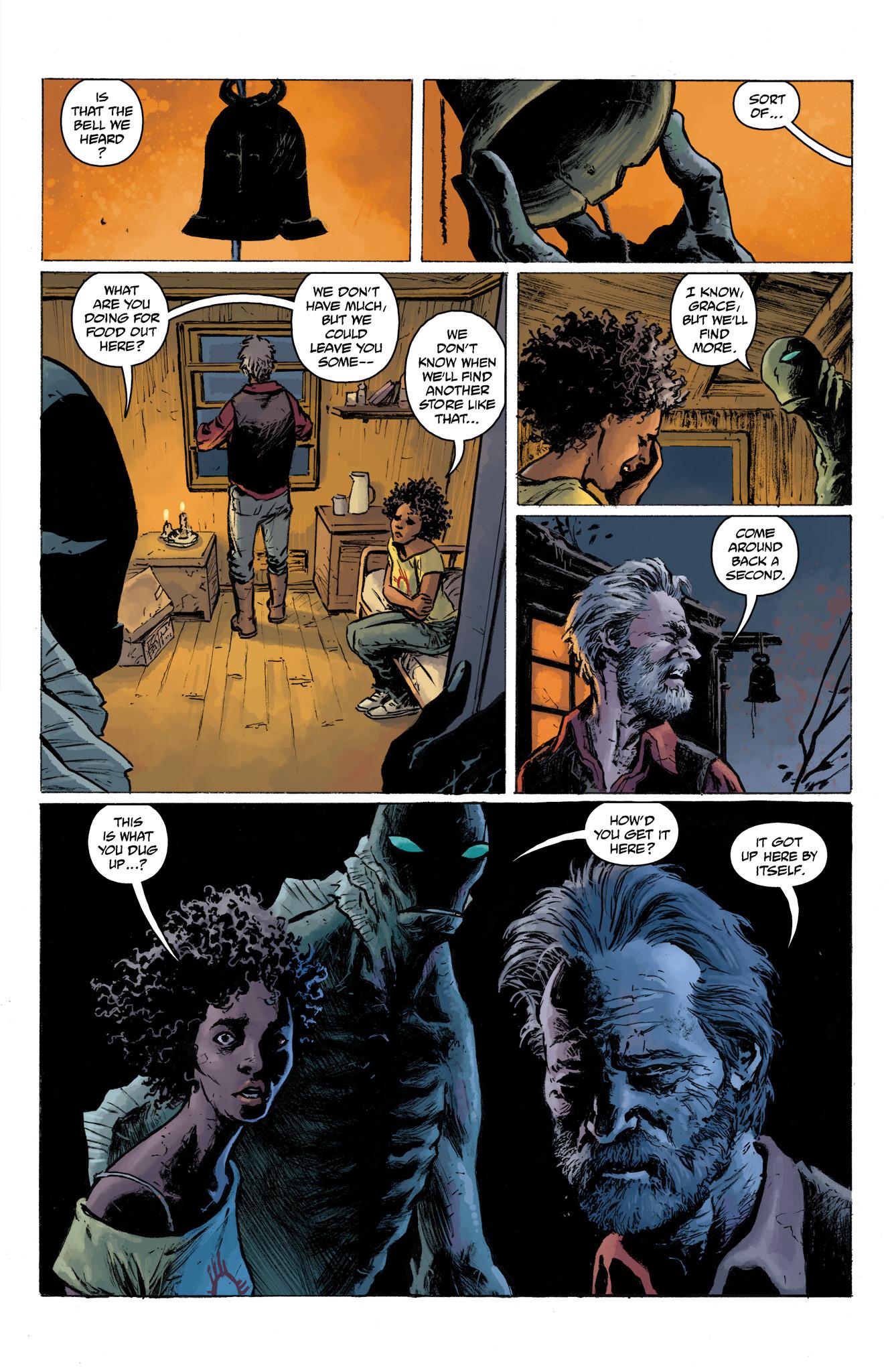 Read online Abe Sapien comic -  Issue #13 - 15