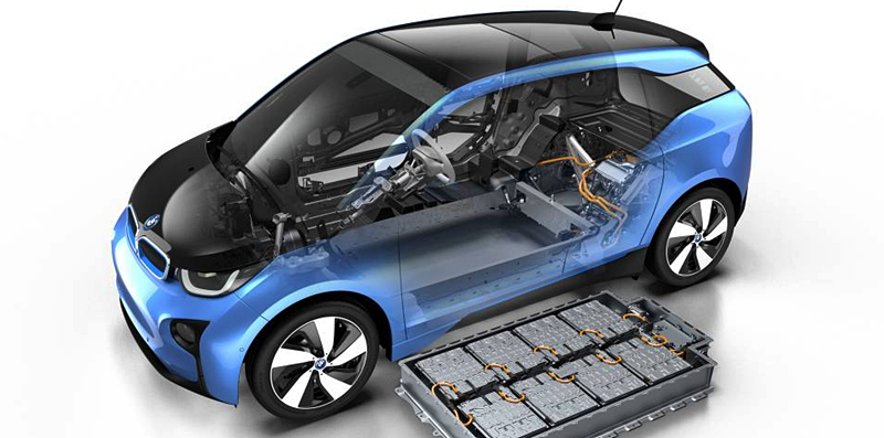 2019 BMW i3 Range Extender Electric Car Review