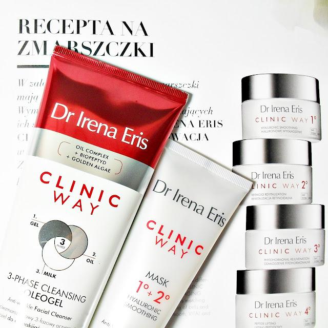 DR IRENA ERIS | CLINIC WAY | recepta na zmarszczki?
