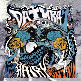 DATURA4 - Hairy mountain (Los mejores discos del 2016)
