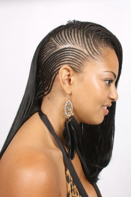 Astounding Cute Braided Hairstyles And Haircuts For Black Short Hairstyles For Black Women Fulllsitofus