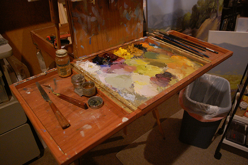Ron Guthrie Art A French Companion