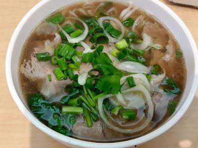Vietnamese Beef Pho at Sydney Australia