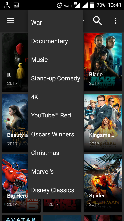 top 10 movie download apk