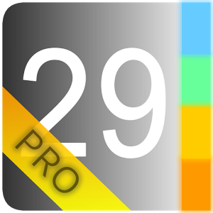 [Paid] Clean Calendar Widget Pro Direct v4.41 Apk