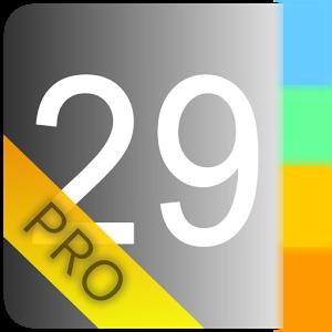 [Paid] Clean Calendar Widget Pro Direct v4.41 Apk