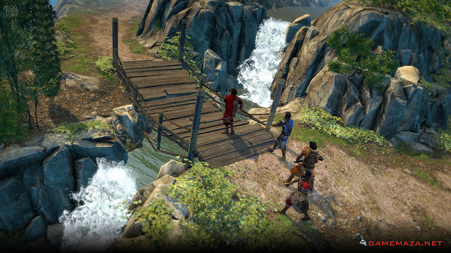 Five Guardians Of David Gameplay Screenshot 3