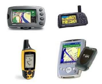 Jenis-jenis GPS