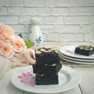 Resep Fudgy Brownies Ala Rumahan By @rantie_fidya