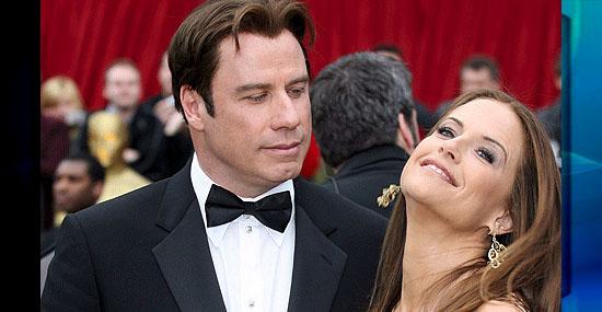 15 fãs que se casaram com seus ídolos - Kelly Preston e John Travolta
