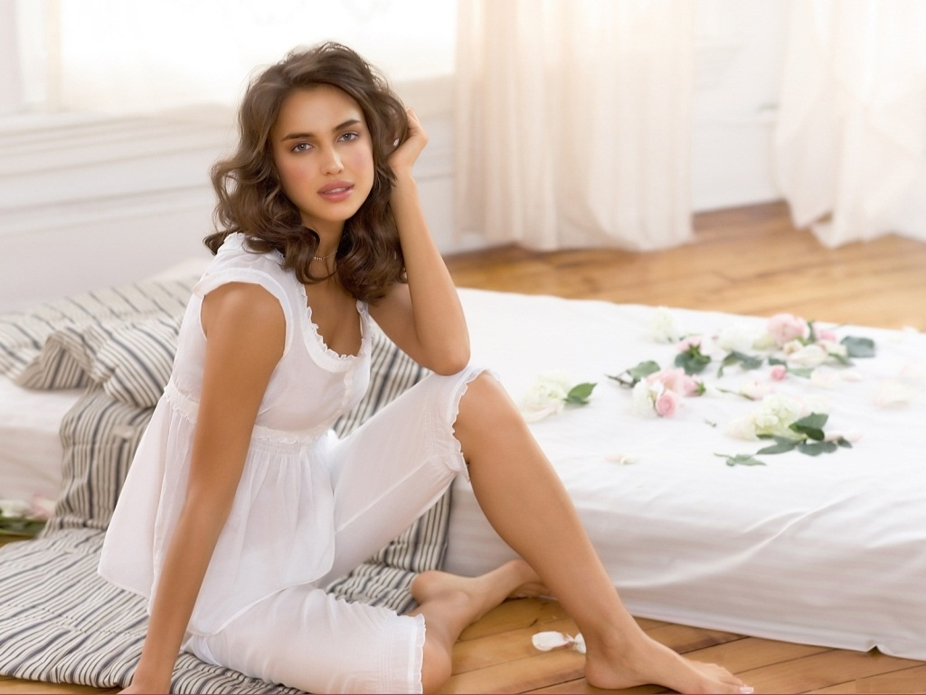 Irina Shayk is a Russian model known for her 2007 through