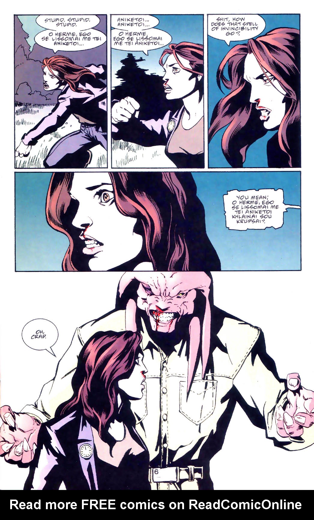Read online Midnight, Mass comic -  Issue #3 - 7