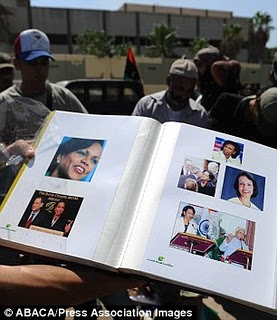Ghadaffi Obsessed With Miss Condollezza Rice! 1