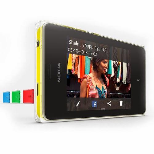 Nokia Asha 502 Dual SIM pictures