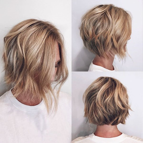 bob hairstyle and cuts 2019