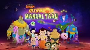 Chhota Bheem: The Movie Mission Mangalyaan Hindi Dubbed [720p] HD 9