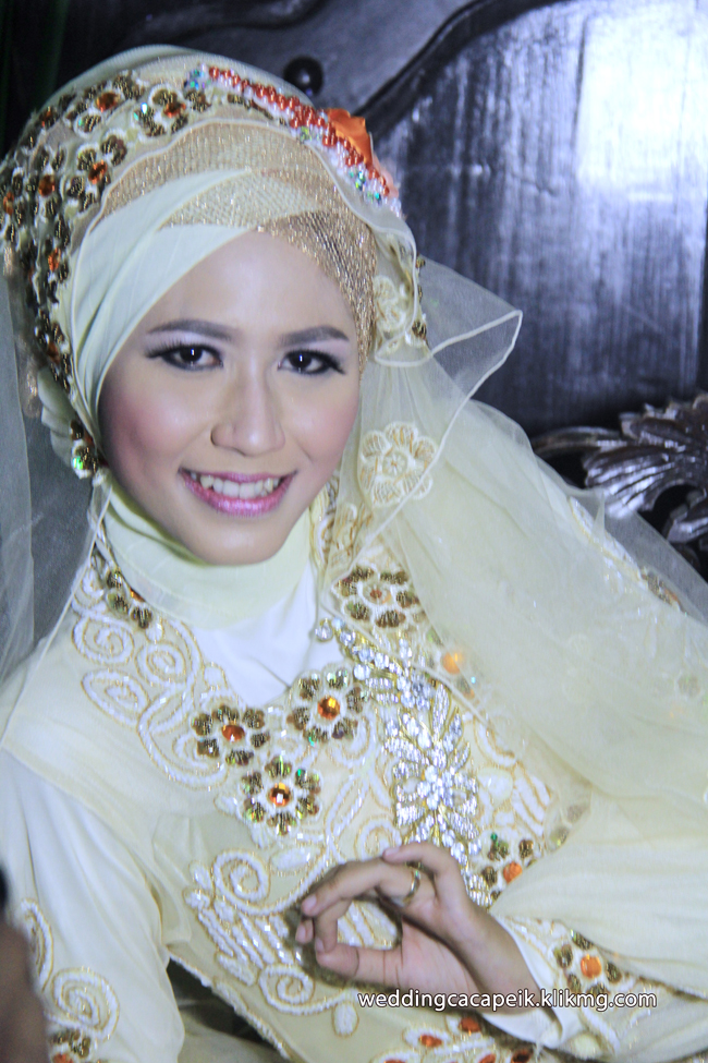 Foto Liputan Pernikahan Chaca & Peik [ 02 - Prosesi Dodol Dawet & Midodareni ] - Foto Oleh : Klikmg Fotografer Wedding Purwokerto