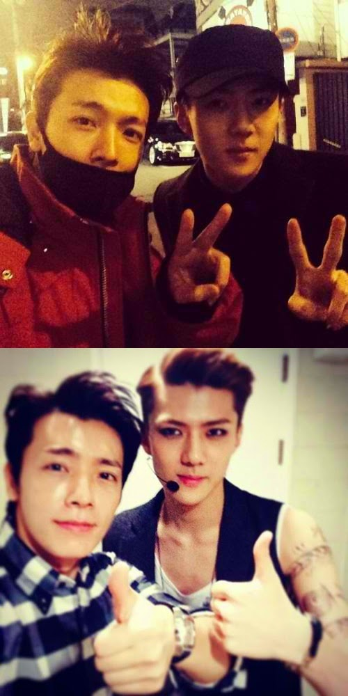 Sehun warns sasaeng fans while Donghae deletes instagram
