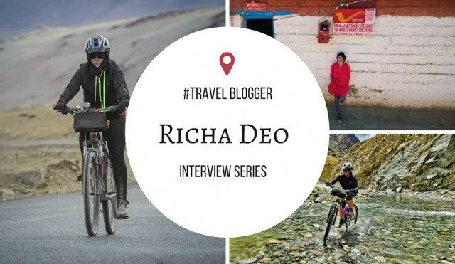 Interview with Indian Travel Blogger – Lt Cdr Rica from Light Travel Action