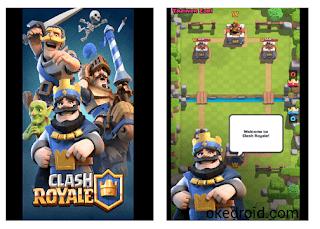 Cara Rename (Ganti Nama) Nickname Jadi Bewarna Clash Royale Android
