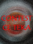 @20 june: Contest Ce teka by Nea Flerida