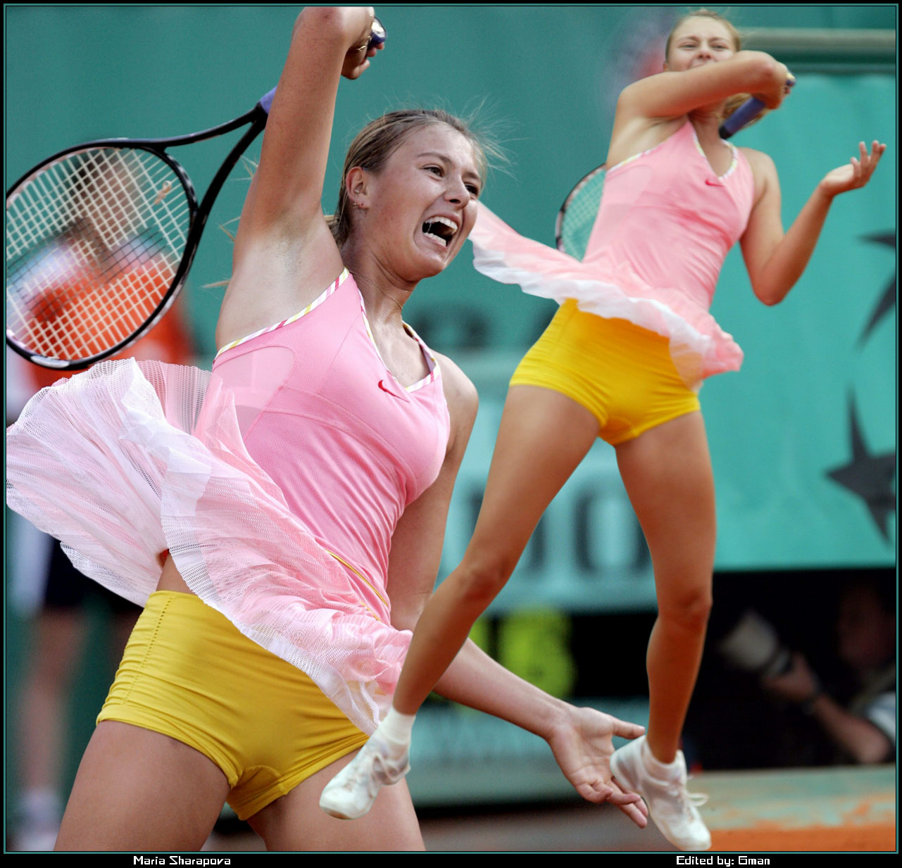 A View From The Beach Tennis Babe Banned For Doping-3573