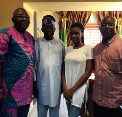 Tinubu sponsors the body of late actress Moji Olaiya back to Nigeria