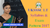 UKSSSC LT Teacher Syllabus & Exam Pattern 2019