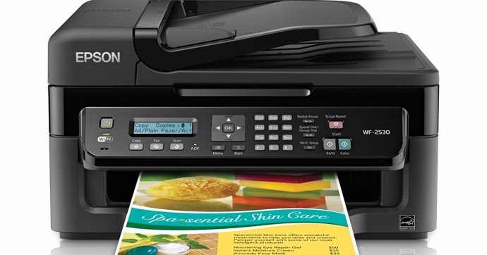 Epson Workforce Wf 2750 Manual Printer Manual Guide