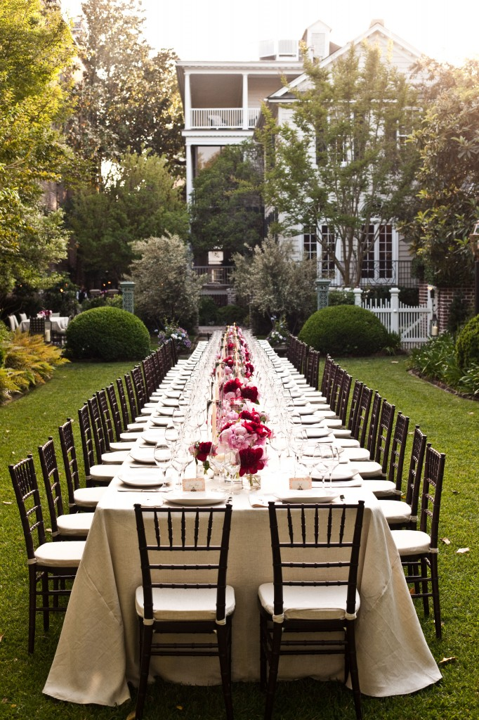 Your Wedding Support: GET THE LOOK: Garden Party Themed ...