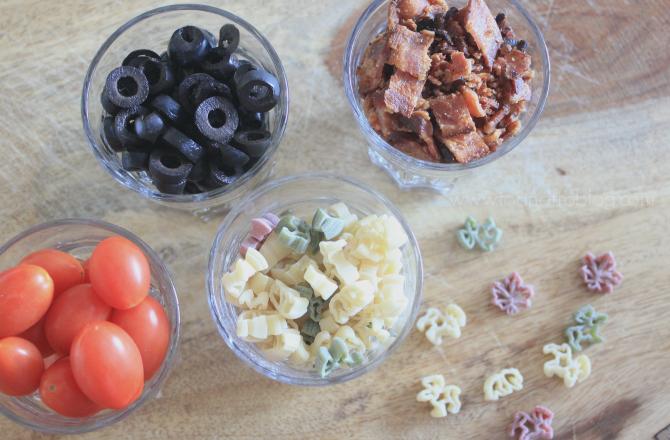 Canadian Pasta Salad Recipe
