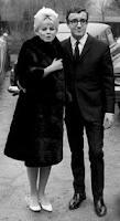 Peter Sellers & Britt Ekland 1964