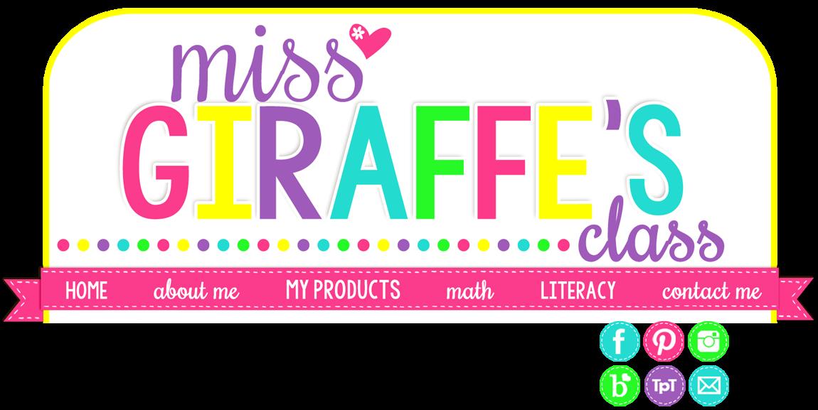 Miss Giraffe\'s Class: 25 Chatty Class Classroom Management ...