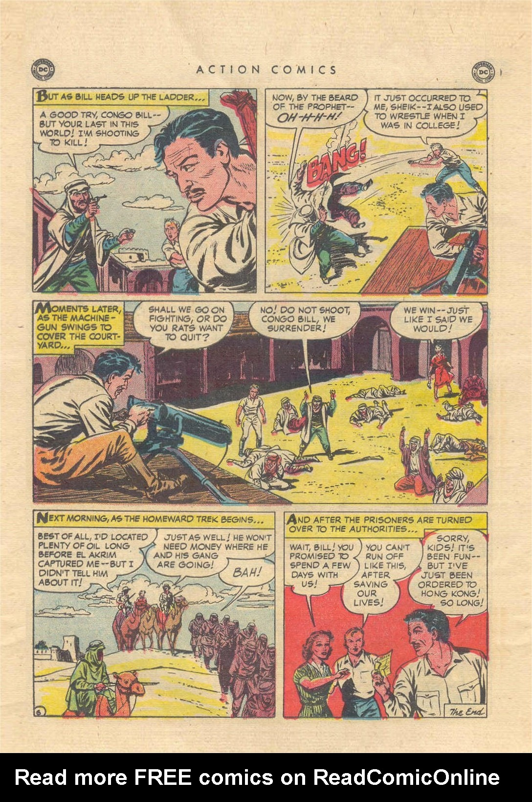 Read online Action Comics (1938) comic -  Issue #151 - 31