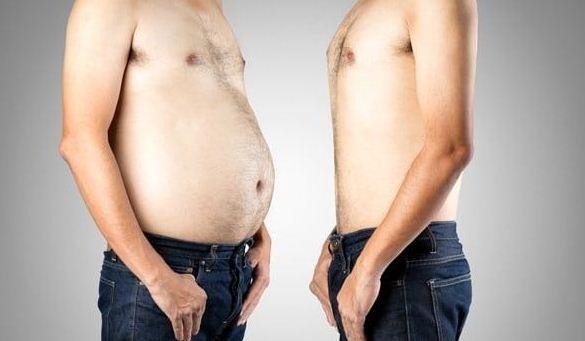 cara menurunkan berat badan secara alami efektif
