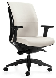 Global Arti Office Chair That Responds To The User
