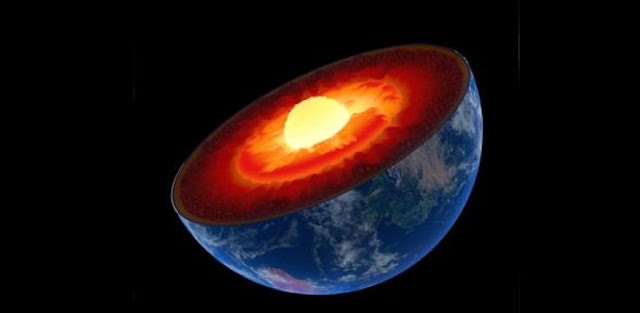 "First global map of flow within the Earth's mantle finds the surface is moving up and down ""like a yo-yo"""