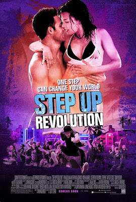 De Step up 4 film werd geregisseerd door Scott Speer