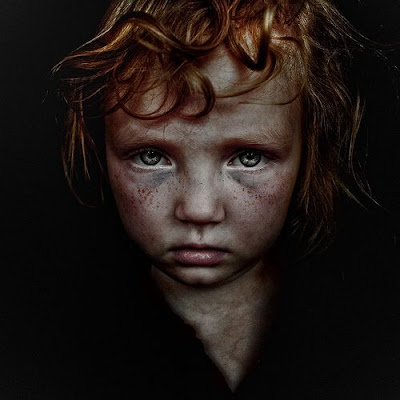 Lee Jeffries' Hyperrealistic Series on Homeless Children, Image courtesy Lee Jeffries _ Homeless Children _ in.pinterest.com