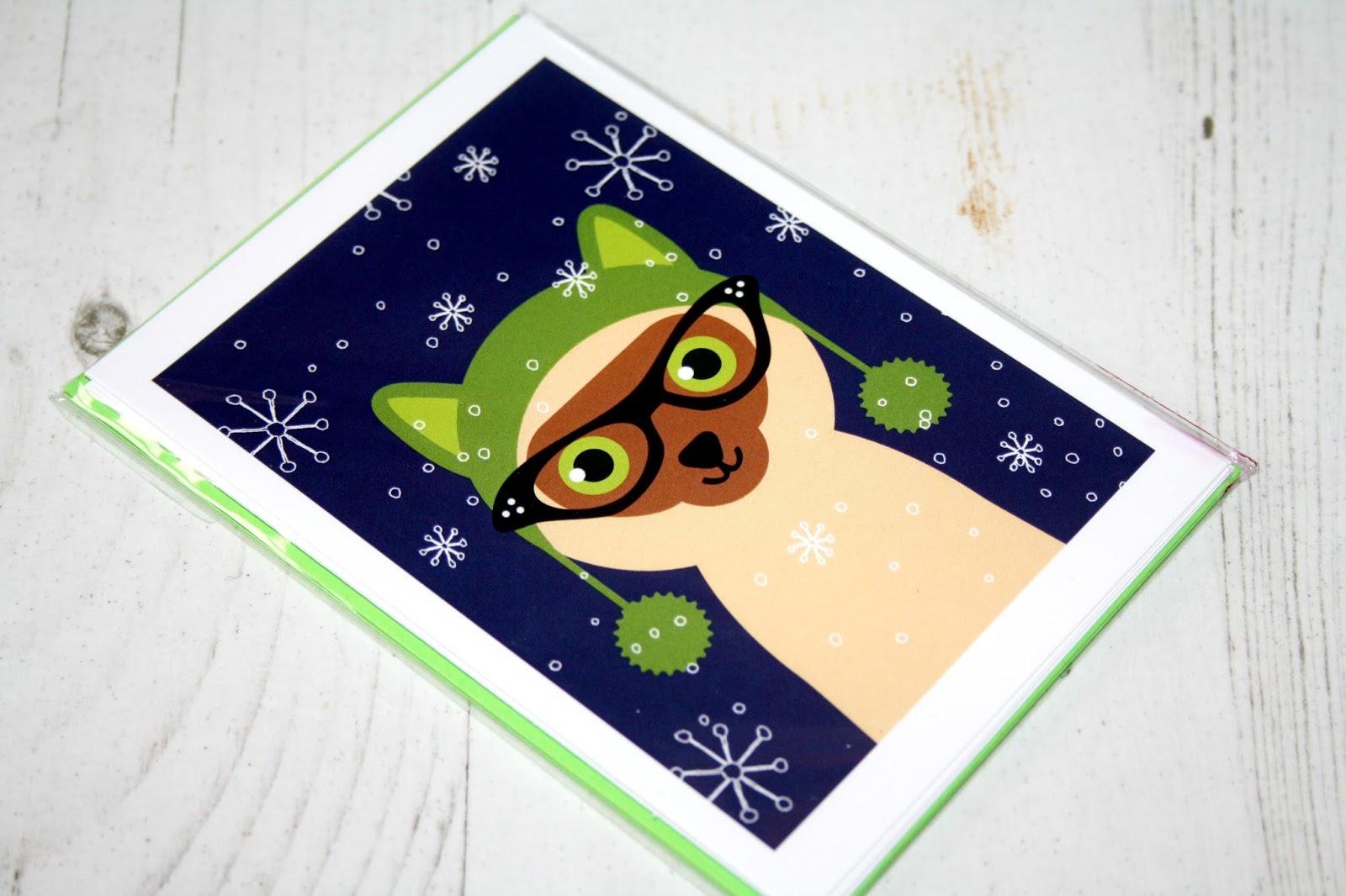 beautyqueenuk: Winter Wonderland with My Purrfect Gift Box
