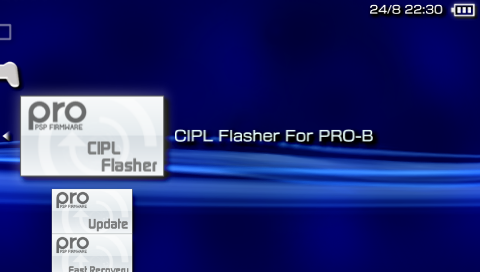 cipl flasher for pro-b 6.60