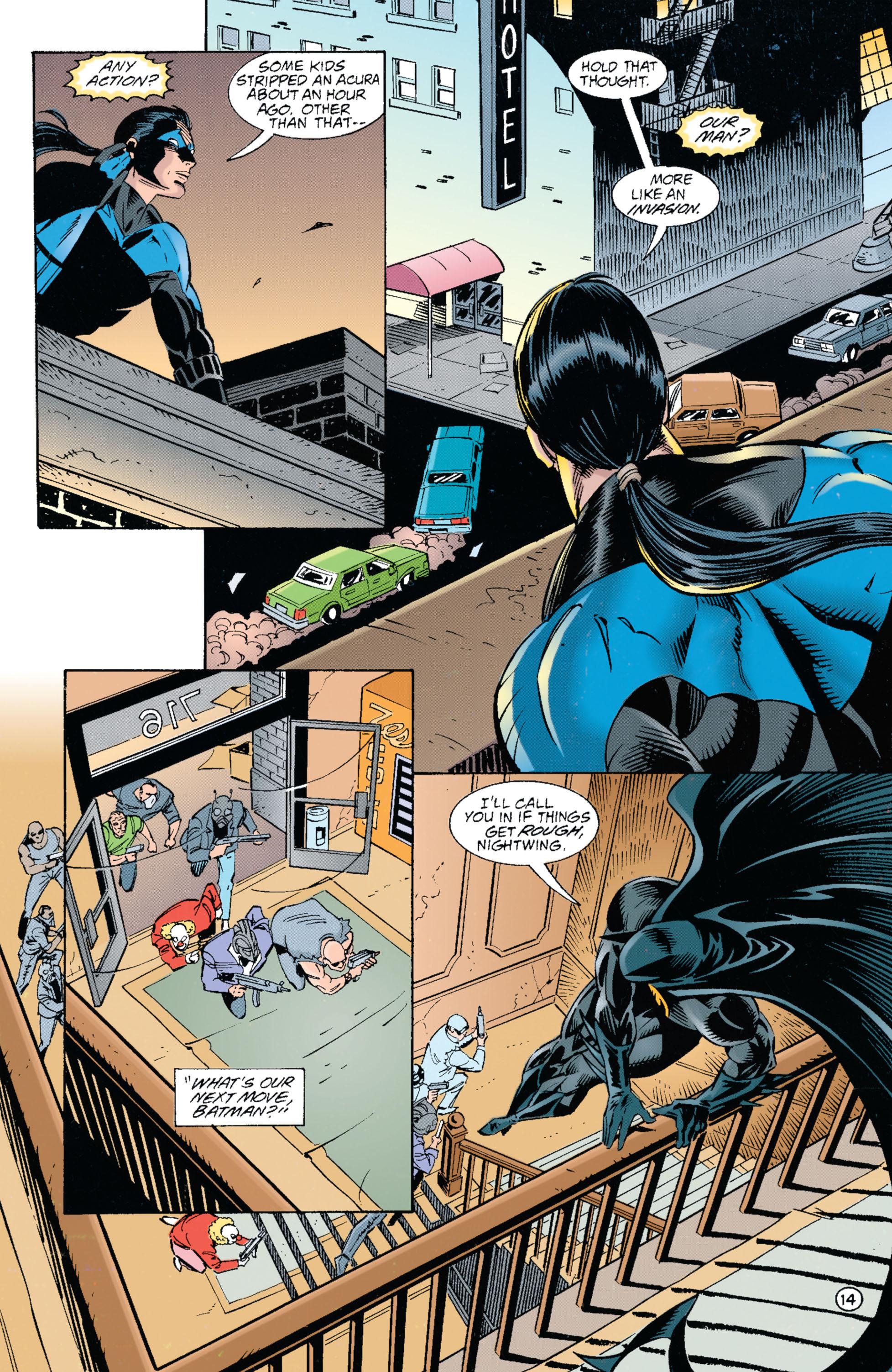 Detective Comics (1937) 697 Page 13