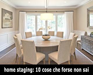 Home Staging 101: 10 Cose Che Forse Non Sai Per Vendere Casa Velocemente