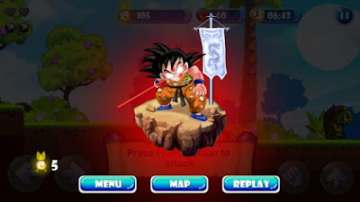 Super Dragon Warrior Apk offline