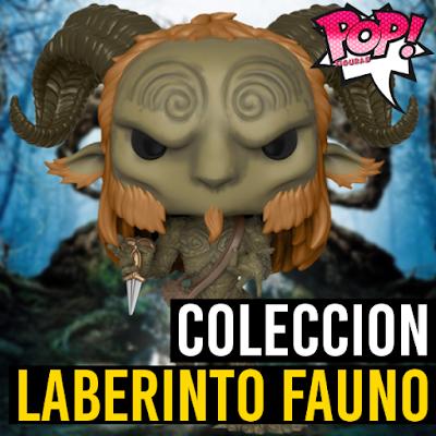 Lista de figuras funko pop de Funko POP Laberinto del Fauno