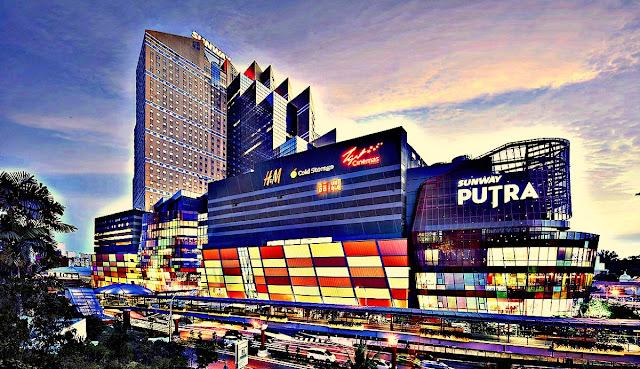 Sunway Putra Hotel Penginapan Terbaik di Lembah Klang