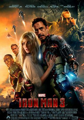 Marvel Cinematic Universe : Iron Man 3