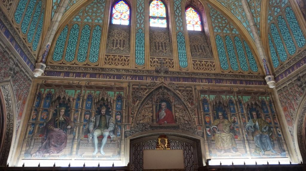 Palacio de laredo - Zocalos de azulejos ...